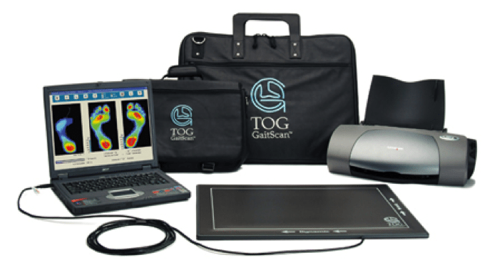 Tog Gaitscan Equipment